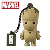 Tribe Marvel Avengers Guardians of the Galaxy Groot USB Stick 16GB Speicherstick 2.0 High Speed...