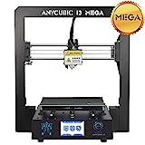 Anycubic I3 MEGA |3D Drucker Kit mit größerer Druckgröße und 3,5 Zoll TFT Touchscreen PLA ABS...