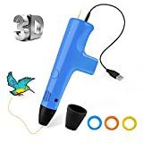 Ophysprint 3D Drucker Stift Set DIY Scribbler 3D Stereoscopic Printing Pen Drawing, 3 x 10M PLA...