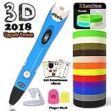 3D Stifte Set für Kinder mit PLA Filament 12 Farben -【Neueste Version 2018】3D Stifte mit PLA...