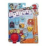 Transformers E3494 Stiefelbots - Pack mit 8 Überraschungs-Figuren 4 cm zum Sammeln - Spielzeug...