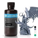 ANYCUBIC 3D Drucker UV Resin 405nm schnellhärtendes Photopolymer für den Photon/S flüssiges 3D...