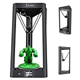 FLSUN Pre-assembled Delta 3d Printer with Printing Sizeφ260X370 Auto Leveling Touch Screen WIFI...