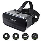 HAMSWAN 3D VR Brille für Handy, Video Movie Game Brille Virtuelle Realität Headset Kompatibel mit...