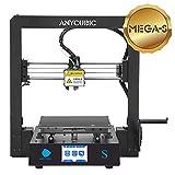 ANYCUBIC MEGA-S 3D Drucker mit Guter Qualität, neuem Extruder, Stabilen Vollmetall-Rahmen und...