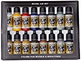 Acrylicos Vallejo 771178 Modellbausatz, verschieden