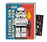 LEGO Star Wars Lexikon der Minifiguren: Neuausgabe mit exklusiver Minifigur + Star-Wars-Sticker