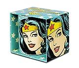 Logoshirt DC Comics - Wonder Woman Portrait Porzellan Tasse - Kaffeebecher - türkis - Lizenziertes...