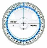 Helix Profi-Winkelmesser Winkelmesser 360 Degree