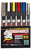 Gundam Marker Basic 6 Color Set