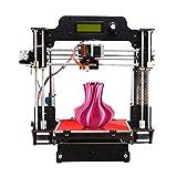 GEEETECH 3D Drucker Prusa I3 W Diy Kit, Stabilen Vollmetall-Rahmen, geeignet für 1,75 mm...