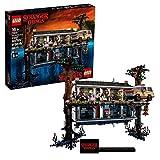 """LEGO 75810 """"Stranger Things - Die andere Seite"""", Bausatz mit Wills House und 8 Minifiguren"""