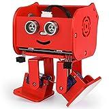 ELEGOO Roboter Penguin Bot Zweibeiniger Roboter Baukasten Kompatibel mit Arduino IDE, Mint Spielzeug...