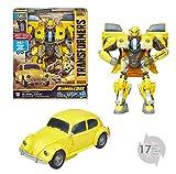 Hasbro Transformers E0982EU4 Movie 6 Power Charge Bumblebee