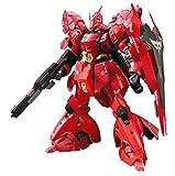 Bandai Hobby BAN230363 - Char's Counterattack Sazabi RG 1/144 Modellbausatz rot