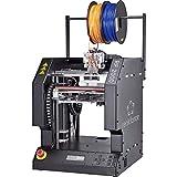 Renkforce RF2000 3D-Drucker – 3D-Drucker (Aluminium, Stahl, schwarz, SD, 620 W, 100-240, 375 mm)
