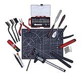 3D-Druckwerkzeugsatz 2.0: Entgratwerkzeug, Werkzeugset, Druckzubehör-Set, Schneidematte,...
