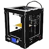 Anet A3-S Desktop 3D Drucker 3D Printer Aluminium Kunststoff-Rahmen 150 * 150 * 150mm