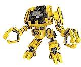 Modbrix Aliens Laderoboter Mech Bausteine Roboter, 779 Klemmbausteine