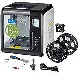 Bresser 3D Drucker mit WLAN und integrierter Kamera, inklusive HEPA Filter für saubere Abluft,...