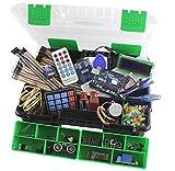Mikrocontrolling Lernset (Arduino kompatibel) - Funduino-UNO-XXL- Lernset mit deutschsprachigen...
