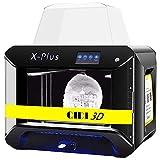 QIDI TECH 3D-Drucker, X-Plus-Verfahren für intelligentes industrielles 3D-Drucken mit Nylon,...