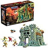 Mega Construx GGJ67 - Masters of the Universe Castle Grayskull Bauset mit 3508 Bausteinen ab 14...