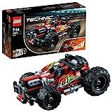LEGO Technic 42073 Rückziehauto, Set für geübte Baumeister