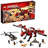 LEGO Ninjago 70653 Mutter der Drachen, Kinderspielzeug