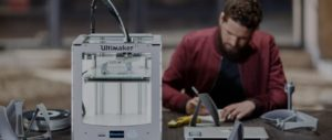 3d-drucker ultimaker 2 plus 3d printer