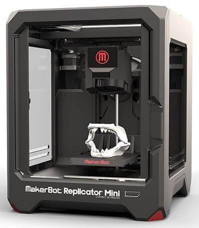 3d-drucker makerbot replicator mini