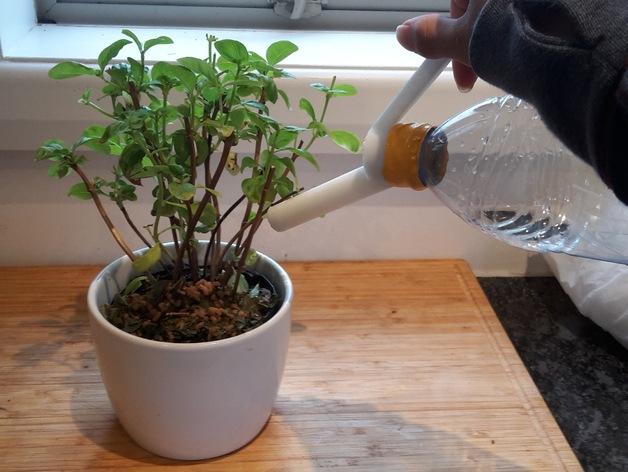 3d druck modell giesskanne 3d print model watering can