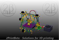 3d-drucker betaprusa v2 deluxe easy build