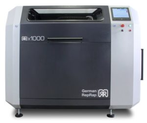3d-drucker german reprap x1000 3d printer