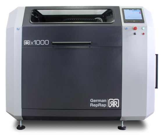 3d-drucker german reprap x1000 3d printer