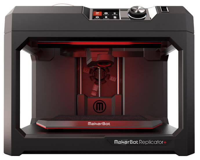 3d-drucker makerbot replicator 2