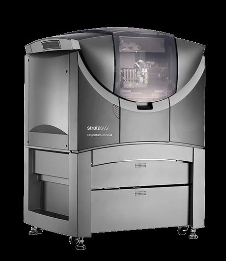 3d-drucker stratasys objet 260 connex 3d printer