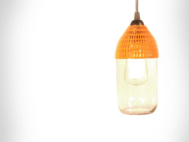 3d druck modell lampe 3d print model lamp