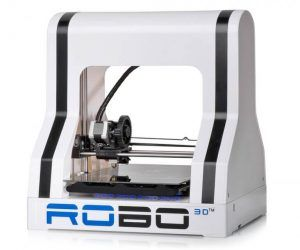 3d-drucker robo 3d r1 plus