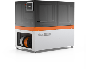3d-drucker bigrep studio 3d printer