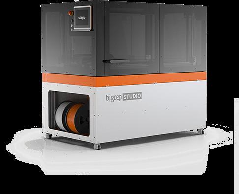 3d-drucker bigrep studio 3d printer