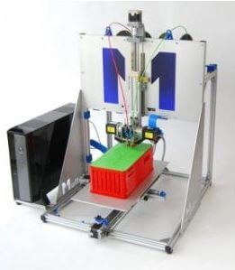 3d-drucker multec m420-3d-printer