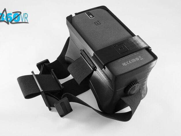 3d-modell vr headset 3d model