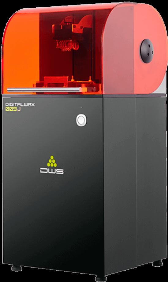 3d-drucker digital wax 009j 3d printer