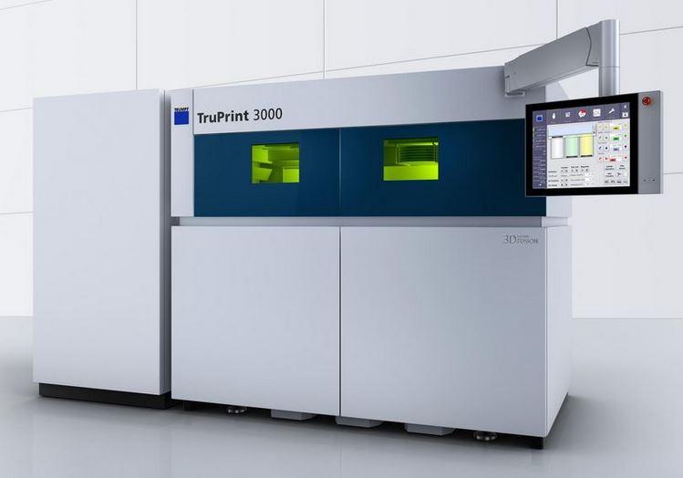 3d-drucker trumpf truprint 3000 3d printer