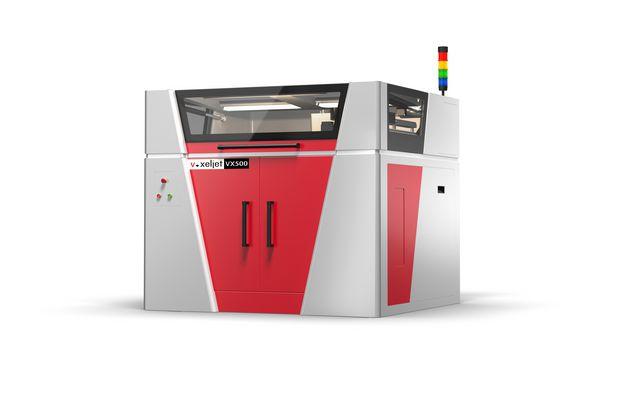 3d-drucker voxeljet vx 500 3d printer