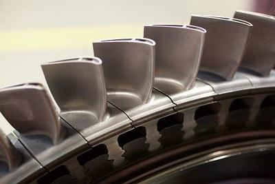 Extreme Bedingung für die Schaufeln aus dem 3D-Drucker / Extreme conditions for the 3D-printed blades