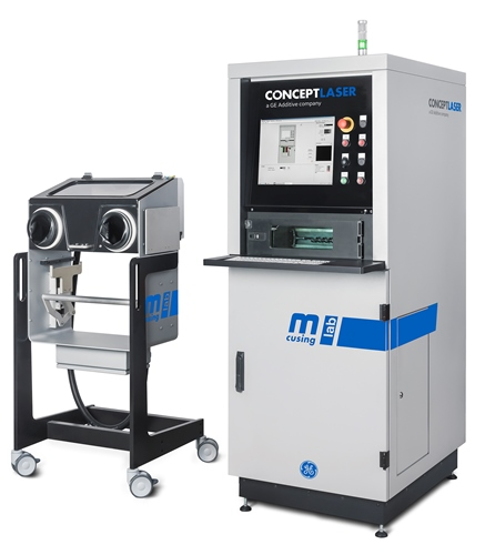 3d-drucker concept laser mlab cusing 3d printer