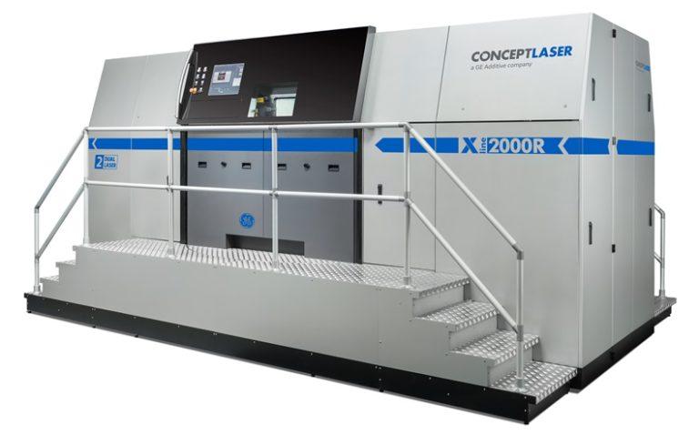 3d-drucker concept laser x line 2000 r 3d printer