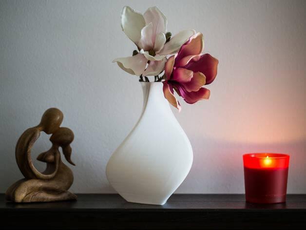 3d-modell vase chic 3d model